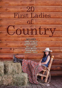 VARIOUS - 20 FIRST LADIES OF COUNTRY (DVD)