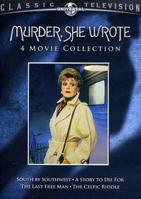DVD MOVIE - MURDER SHE WROTE COLLECTION (DVD) - Video DVD