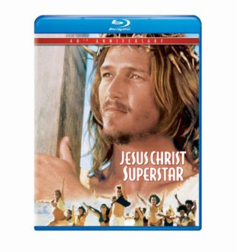JESUS CHRIST SUPERSTAR - JESUS CHRIST SUPERSTAR - Video BluRay