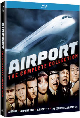 AIRPORT: THE COMPLETE COLLECTION - AIRPORT: THE COMPLETE COLLECTION (Blu Ray) - Video BluRay