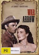 DVD MOVIE - WAR ARROW (DVD)