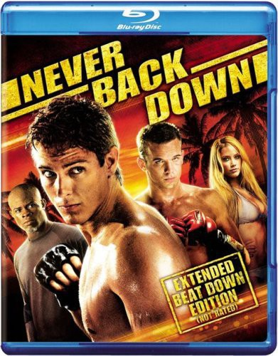 NEVER BACK DOWN - NEVER BACK DOWN