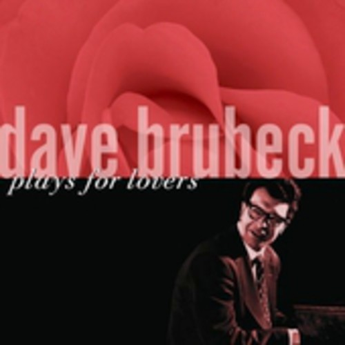 DAVE BRUBECK - PLAYS FOR LOVERS - CD New
