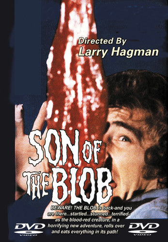 SON OF THE BLOB - SON OF THE BLOB - Video DVD
