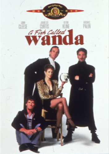 FISH CALLED WANDA - FISH CALLED WANDA (DVD)