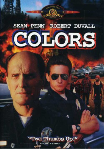 DVD MOVIE - COLORS - Video DVD