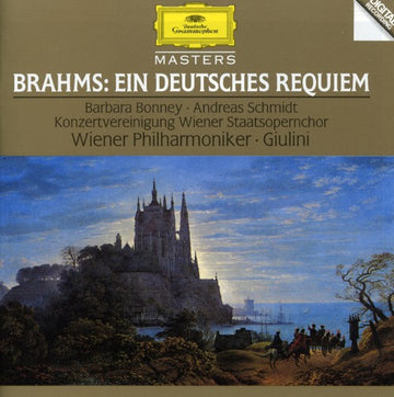 BRAHMS / BONNEY / SCHMIDT / GIULINI / VP - GERMAN REQUIEM OP. 45 (CD) - CD New