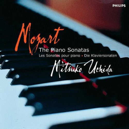 MOZART: PIANO SONATAS (CD) - CD New
