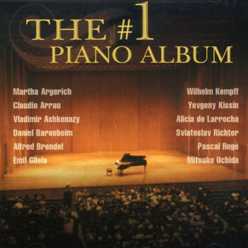 #1 PIANO ALBUM / VARIOUS - #1 PIANO ALBUM / VARIOUS - CD New