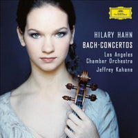 HAHN, HILARY / BACH / BATJER / LACO / KA - VIOLIN CONCERTOS (CD) - CD New