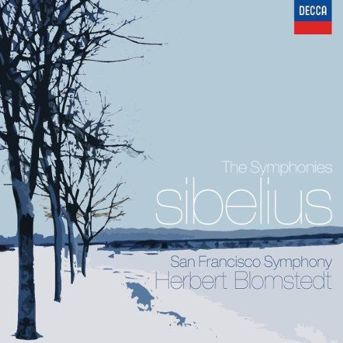 SIBELIUS / SFS / BLOMSTEDT - SYMPHONIES - CD New