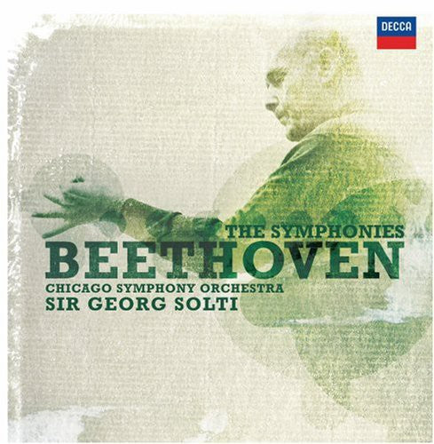 SOLTI / BEETHOVEN / CSO - SYMPHONIES - CD New