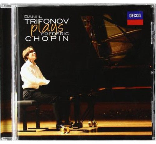 DANIIL TRIFONOV - DANIIL TRIFONOV PLAYS FREDERIC CHOPIN - CD New