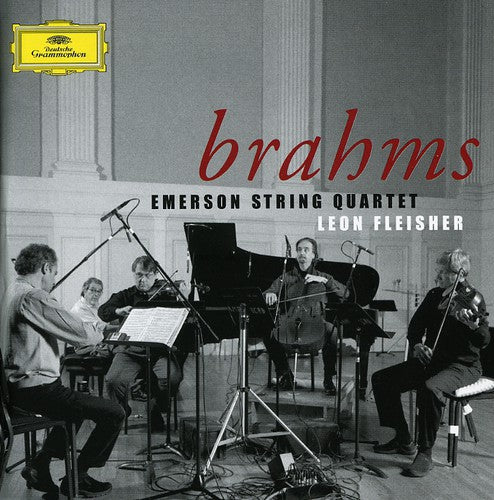 EMERSON STRING QUARTET / FLEISCHER / BRA - PIANO QUINTET IN F MIN / STRING QUARTETS - CD New