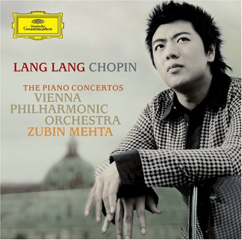 LANG / CHOPIN / VPO / MEHTA LANG - PIANO CONCERTOS 1 & 2 - CD New