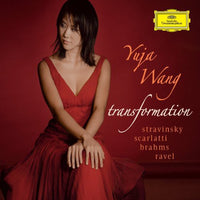 YUJA WANG - TRANSFORMATION: STRAVINSKY / SCARLATTI / - CD New