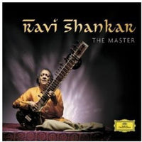 RAVI SHANKAR - MASTER - CD New