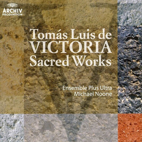 NOONE / ENSEMBLE PLUS ULTRA - TOMAS LUIS DE VICTORIA: SACRED WORKS