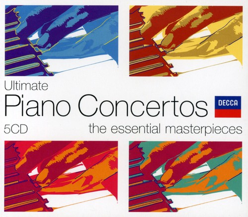 ULTIMATE PIANO CONCERTOS / VARIOUS - ULTIMATE PIANO CONCERTOS / VARIOUS - CD New