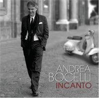 ANDREA BOCELLI - INCANTO - CD New