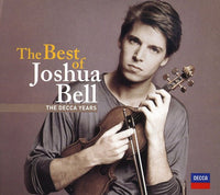 JOSHUA BELL - BEST OF JOSHUA BELL: THE DECCA YEARS - CD New
