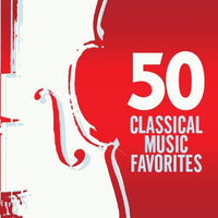 VARIOUS - 50 CLASSICAL FAVORITIES / VARIOUS - CD New