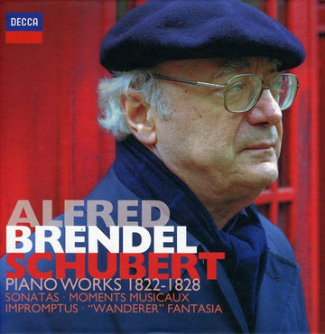 ALFRED SCHUBERT / BRENDEL - PIANO WORKS - CD New