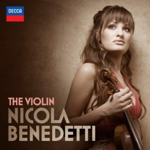 BENEDETTI, NICOLA - VIOLIN (CD) - CD New