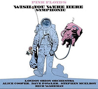 SCHOLES, PETER / LONDON ORION ORCHESTRA - PINK FLOYD'S WISH YOU WERE HERE SYMPHONI (CD)