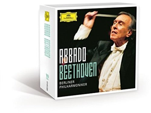 ABBADO / BERLINER PHILHARMONIKER - BEETHOVEN - CD New