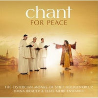 CISTERCIAN MONKS OF STIFT HEILIGENKREUZ - CHANT FOR PEACE (CD)
