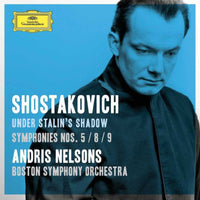 NELSONS, ANDRIS - SHOSTAKOVICH UNDER STALIN'S SHADOW - SYM (CD)