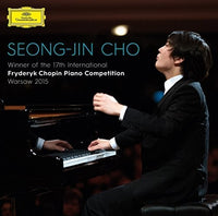 CHO, SEONG-JIN - WINNER: 17TH INTERNATIONAL CHOPIN PIANO (CD)