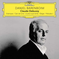 DANIEL BARENBOIM - CLAUDE DEBUSSY - CD New