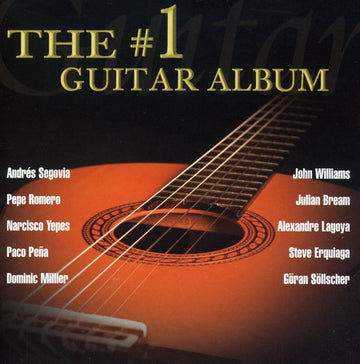 #1 GUITAR ALBUM / VARIOUS (CD) - CD New