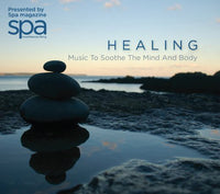 HEALING: MUSIC TO SOOTHE THE MIND & BODY - HEALING: MUSIC TO SOOTHE THE MIND & BODY - CD New
