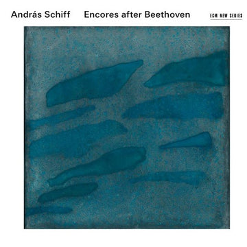ANDRAS SCHIFF - VARIOUS: ENCORES AFTER BEETHOVEN - CD New