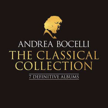 ANDREA BOCELLI - COMPLETE CLASSICAL ALBUMS - CD New