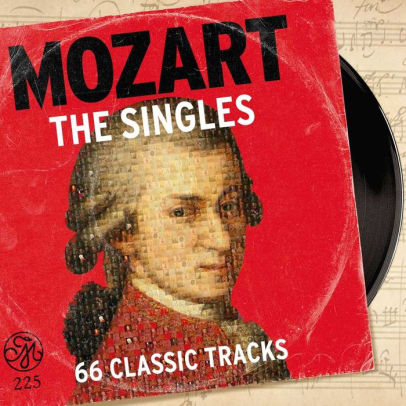 MOZART: THE SINGLES COLLECTION / VARIOUS - MOZART: THE SINGLES COLLECTION / VARIOUS (CD)
