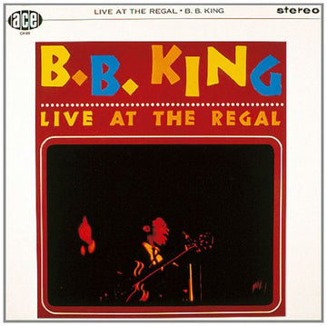 B.B. KING - LIVE AT THE REGAL - Vinyl New