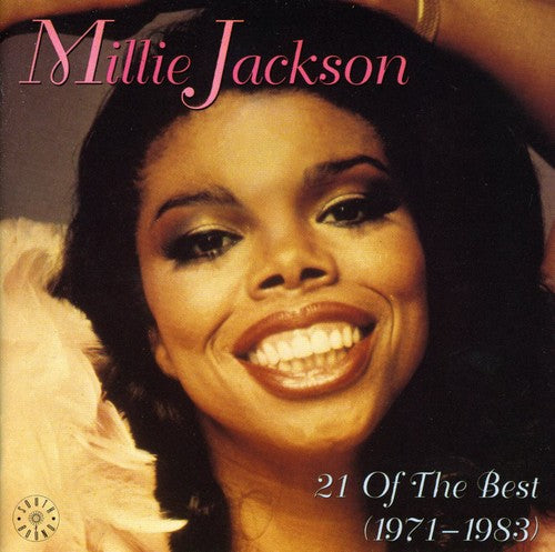 JACKSON, MILLIE - 21 OF THE BEST (CD)