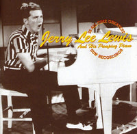 LEWIS, JERRY LEE - 25 ALL TIME GREATEST SUN RECORDINGS (CD) - CD New