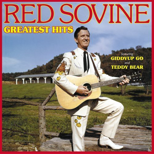 SOVINE, RED - GREATEST HITS (CD)