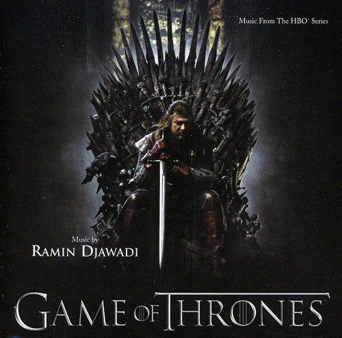 GAME OF THRONES (SCORE) / O.S.T. - GAME OF THRONES (SCORE) / O.S.T. (CD) - CD New