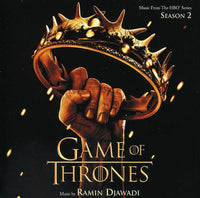 GAME OF THRONES: SEASON TWO (SCORE) / O. - GAME OF THRONES: SEASON TWO (SCORE) / O. (CD) - CD New