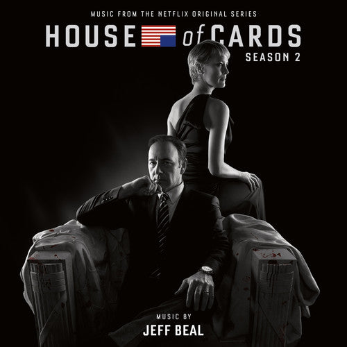 HOUSE OF CARDS: SEASON 2 (SCORE) / O.S.T - HOUSE OF CARDS: SEASON 2 (SCORE) / O.S.T (CD)