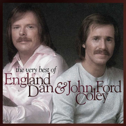 ENGLAND DAN / COLEY, JOHN FORD - ALL-TIME GREATEST HITS (CD) - CD New