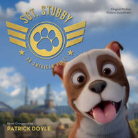 DOYLE, PATRICK - SGT STUBBY: AN AMERICAN HERO / O.S.T. (CD) - CD New