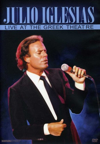 JULIO IGLESIAS - LIVE AT THE GREEK THEATRE - Video DVD