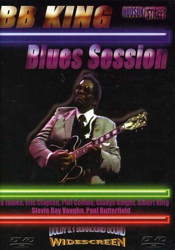 B.B. KING - B.B. KING BLUES SESSION - Video DVD